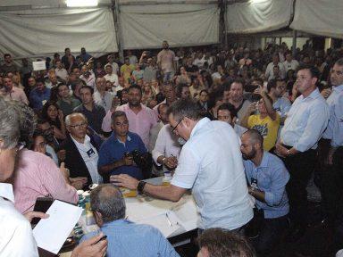 Reunião tucana em SP: sai pena para todo o lado