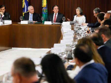 Governadores: recursos para a segurança é lenda do Planalto