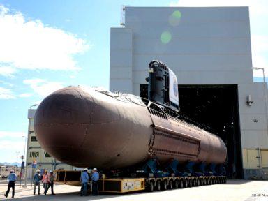 Funcionários do Programa Nuclear entram em greve