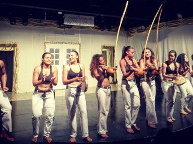 Mulheres comemoram 8 de Março com capoeira e atividades culturais no Bixiga