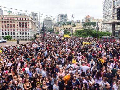 """SP: professores em greve repudiam """"reforma"""" da Previdência de Dória"""