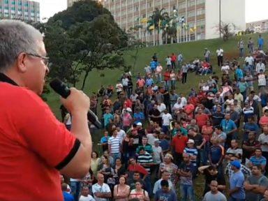 Vigilantes do DF mantêm greve em defesa de reajuste e direitos