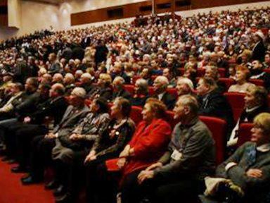 Rússia: Grudinin saúda a trajetória dos que eram crianças durante a Grande Guerra Pátria