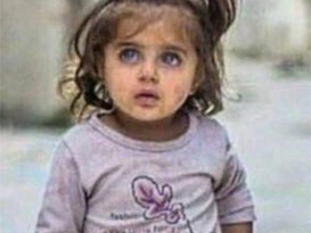 Sidra, uma menina síria, e a manipulação da compaixão nas redes sociais