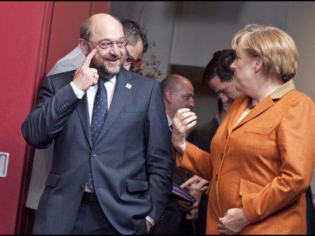SPD incorre em estelionato eleitoral e sustenta Merkel