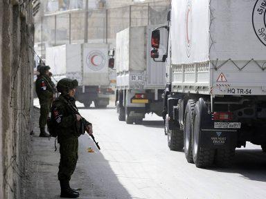 Guta: cifras de 'civis mortos' são forjadas por 'Capacetes Brancos' bancados pela CIA