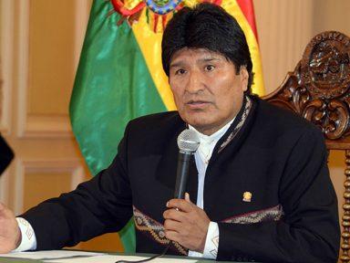 Bolívia inaugura fábrica de fertilizantes em Uyuni