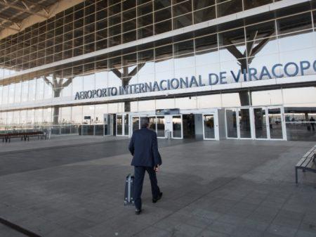 Consórcio que adquiriu Viracopos cai fora
