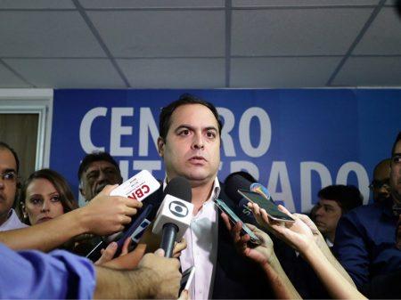 """Paulo Câmara: """"Problema dos combustíveis foi criado pelo governo federal"""""""