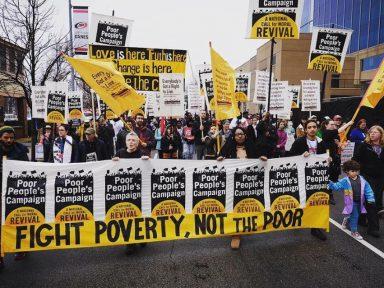 """""""Campanha dos Pobres"""" é relançada em 35 estados americanos"""