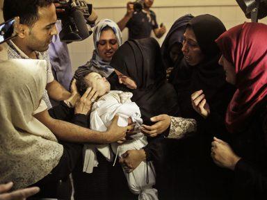 ONU condena o massacre de palestinos feito por Israel