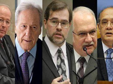 STF rejeita por unanimidade recurso da defesa de Lula