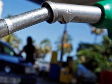 Governo aumenta gasolina de novo