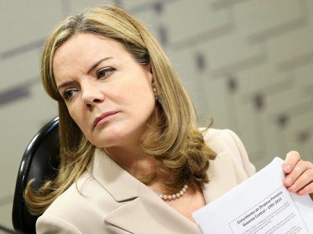 Para a PF, há evidências de que Gleisi recebeu mais de R$ 1 milhão de suborno