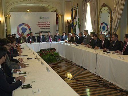 Governadores do Nordeste fecham contra a privatização da Eletrobrás