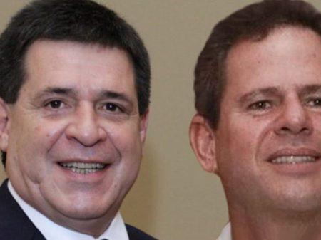 Foragido, doleiro  dos doleiros ganhou cidadania paraguaia do presidente Cartes