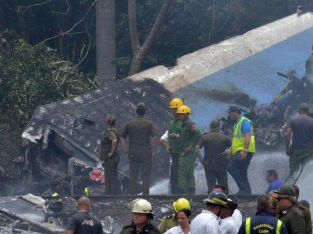 Queda de Boeing 737-200 em Cuba deixa 110 mortos