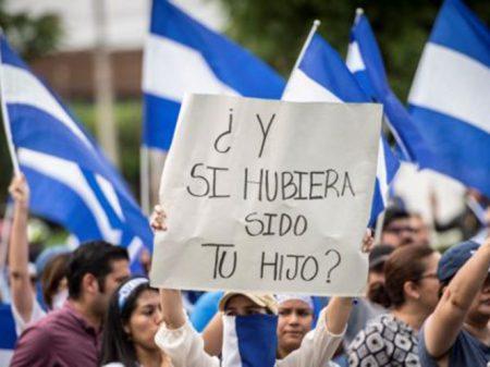 Estudante nicaraguense morre vítima de ataque a protesto em Universidade