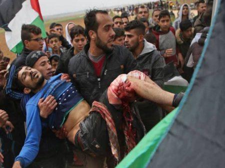 Israelense filma sua própria celebração por assassinar criança palestina