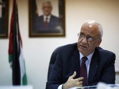 Palestinos suspendem reconhecimento de Israel