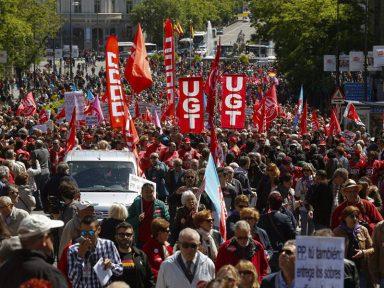 1º de Maio condensa a luta  por salário, emprego e direitos