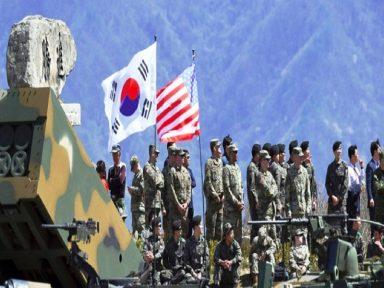 Provocação dos EUA põe em risco reunião entre o líder Kim e o ditador Trump