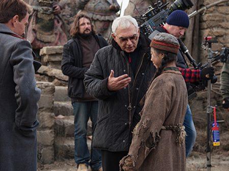 """Shakhnazarov, diretor de """"Anna Karenina – A História de Vronsky"""" já dirigiu 17 longas"""