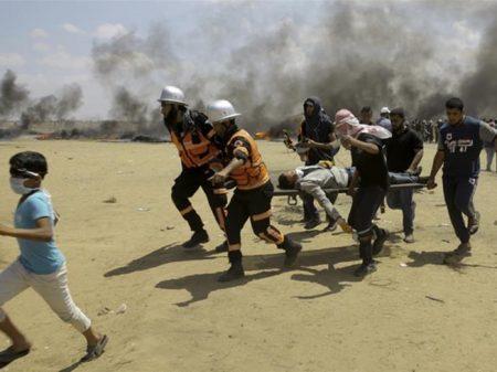 Israel: juízes indeferem petição para cessar uso de munição letal contra palestinos