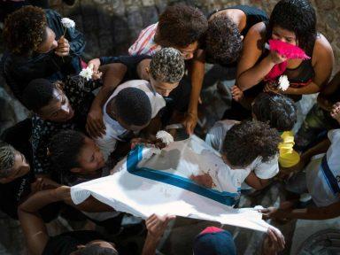 Maré: morte de estudante completa três dias sem resposta