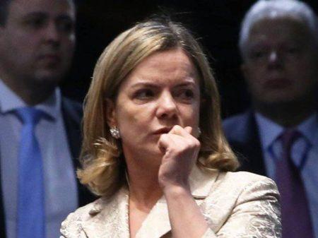 Ação contra Gleisi e Paulo Bernardo já pode ser julgada