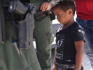 EUA têm 49 crianças brasileiras presas afastadas dos seus pais