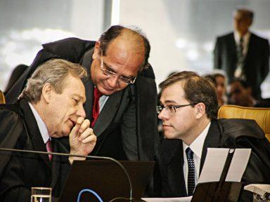 Tripé do crime no STF solta Dirceu, Genu e livra Paulo Bernardo