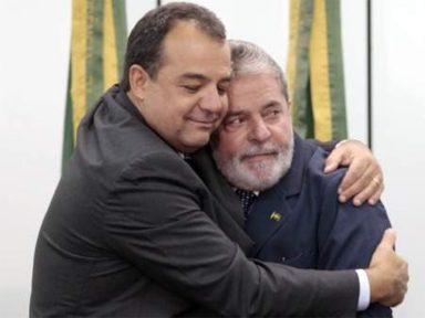 Para Lula, processo contra Cabral é 'denuncismo'