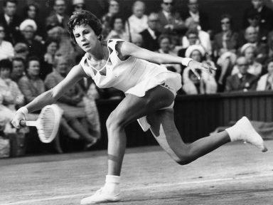 Maria Esther Bueno:  lenda do tênis mundial