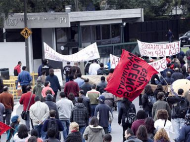 Professores, servidores e estudantes da USP, Unicamp e Unesp mantêm greve