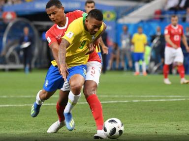 Brasil só empata com a Suíça
