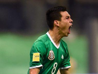 México vence a Alemanha