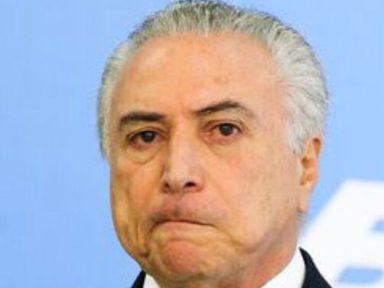 IBOPE/CNI: rejeição ao governo Temer se aproxima de 100%