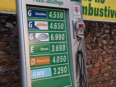 Preço aloprado do diesel fez indústria cair 13,4%
