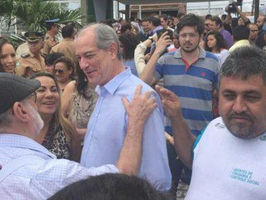 """""""Manter privilégios dos acionistas da Petrobrás é insistir no erro"""", diz Ciro"""