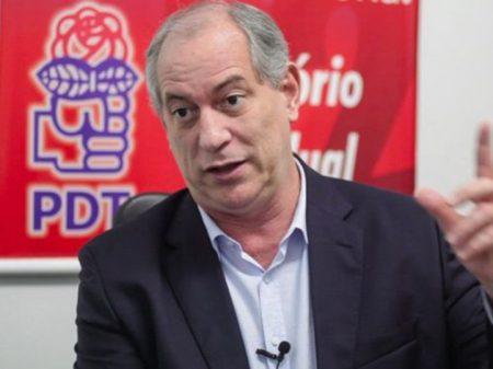 "Para Ciro Gomes, ""a maioria do parlamento brasileiro apodreceu"""