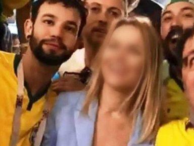 Homens que humilharam russa já começam a pagar por crime