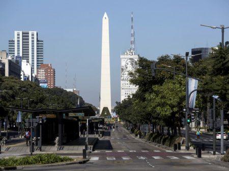Greve geral para Argentina contra submissão ao FMI