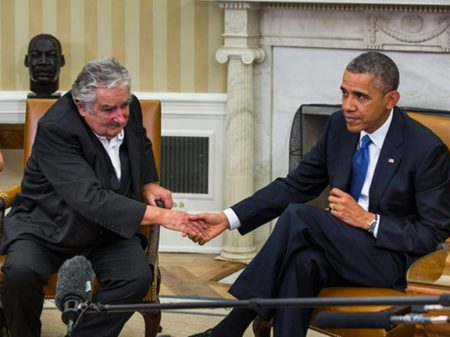 O progressismo fecha  os olhos no Uruguai