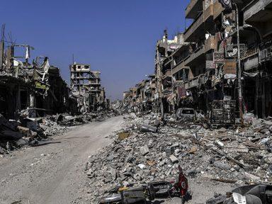 """Síria: """"a agressão dos EUA integra sua ameaça à paz  e à segurança mundial"""""""