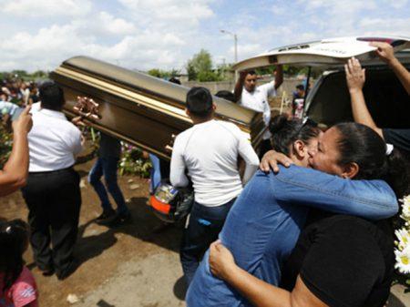 Repressão desatada por Ortega já  ceifou a vida de 212 nicaraguenses