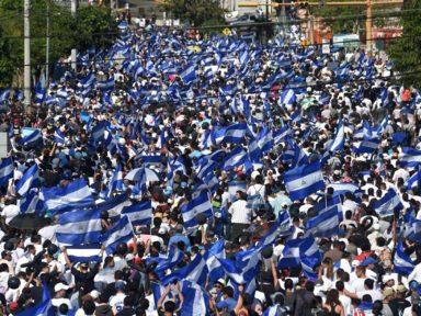 Nicarágua: repressão mata 128 e povo exige a saída de Ortega