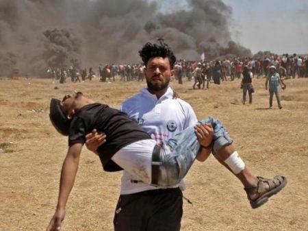 ONU condena Israel pelo morticínio na Faixa de Gaza