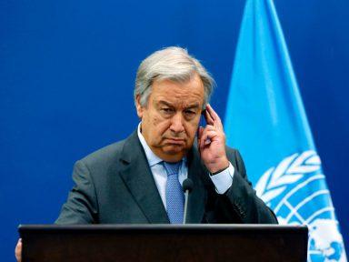 """""""Unidade familiar deve ser preservada"""", diz  secretário-geral da ONU"""