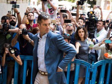 Espanha: Justiça dá 5 dias para cunhado do Rei entregar-se à polícia